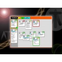 Atoo - Ecran graphique de préparation
